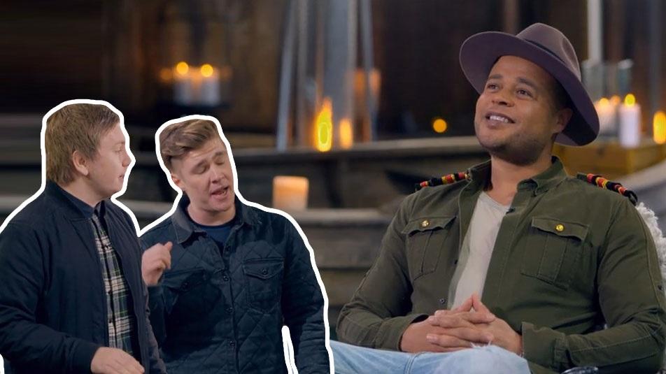 Kornum og Olesen X Factor 2016