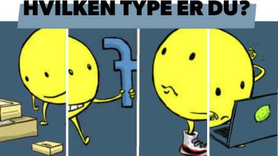 Hvilken type er du