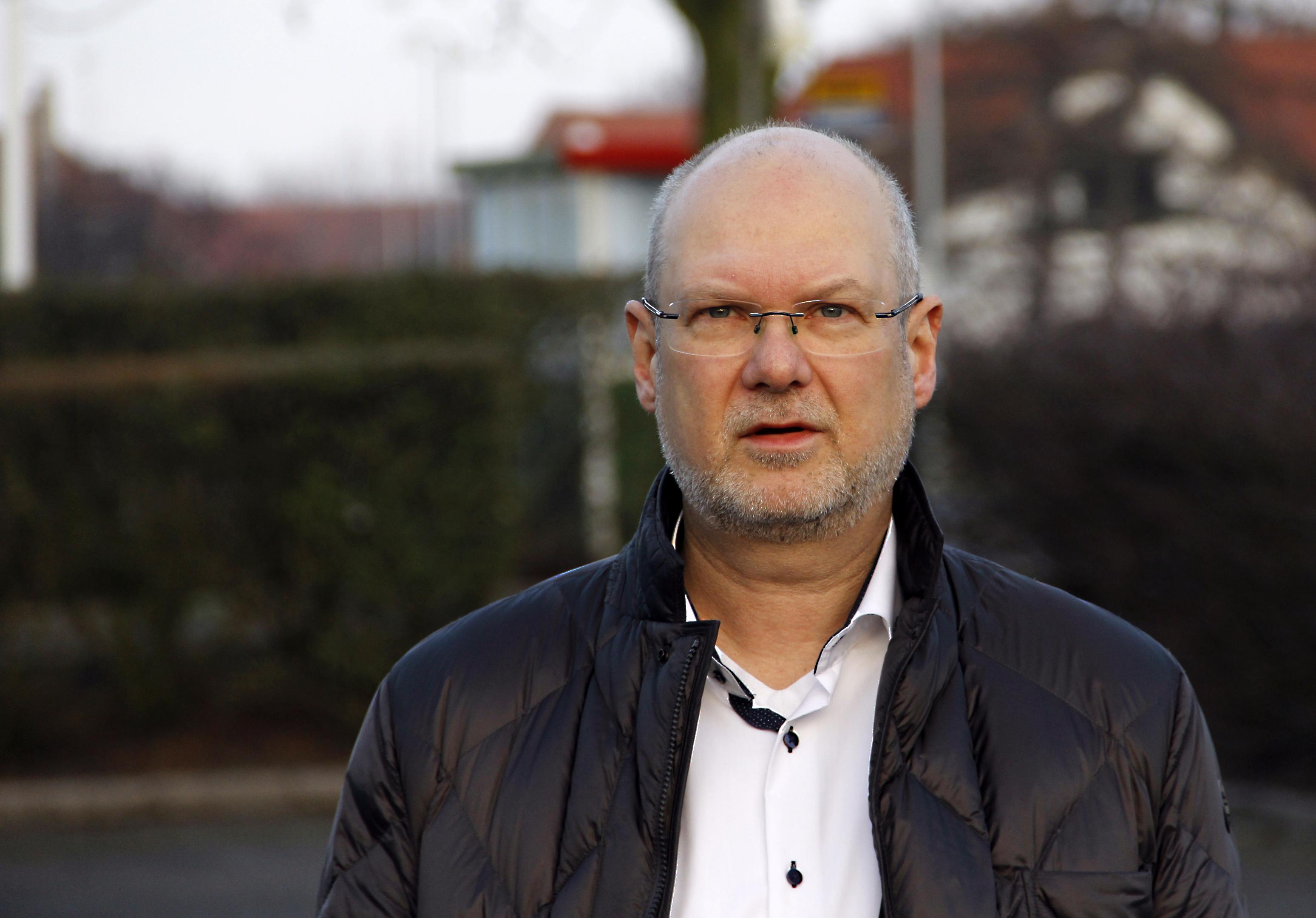 Forskningschef Michael Ejstrup, DMJX