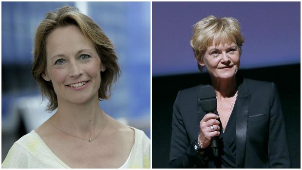 Tine Smedegaard og Piv Bernth