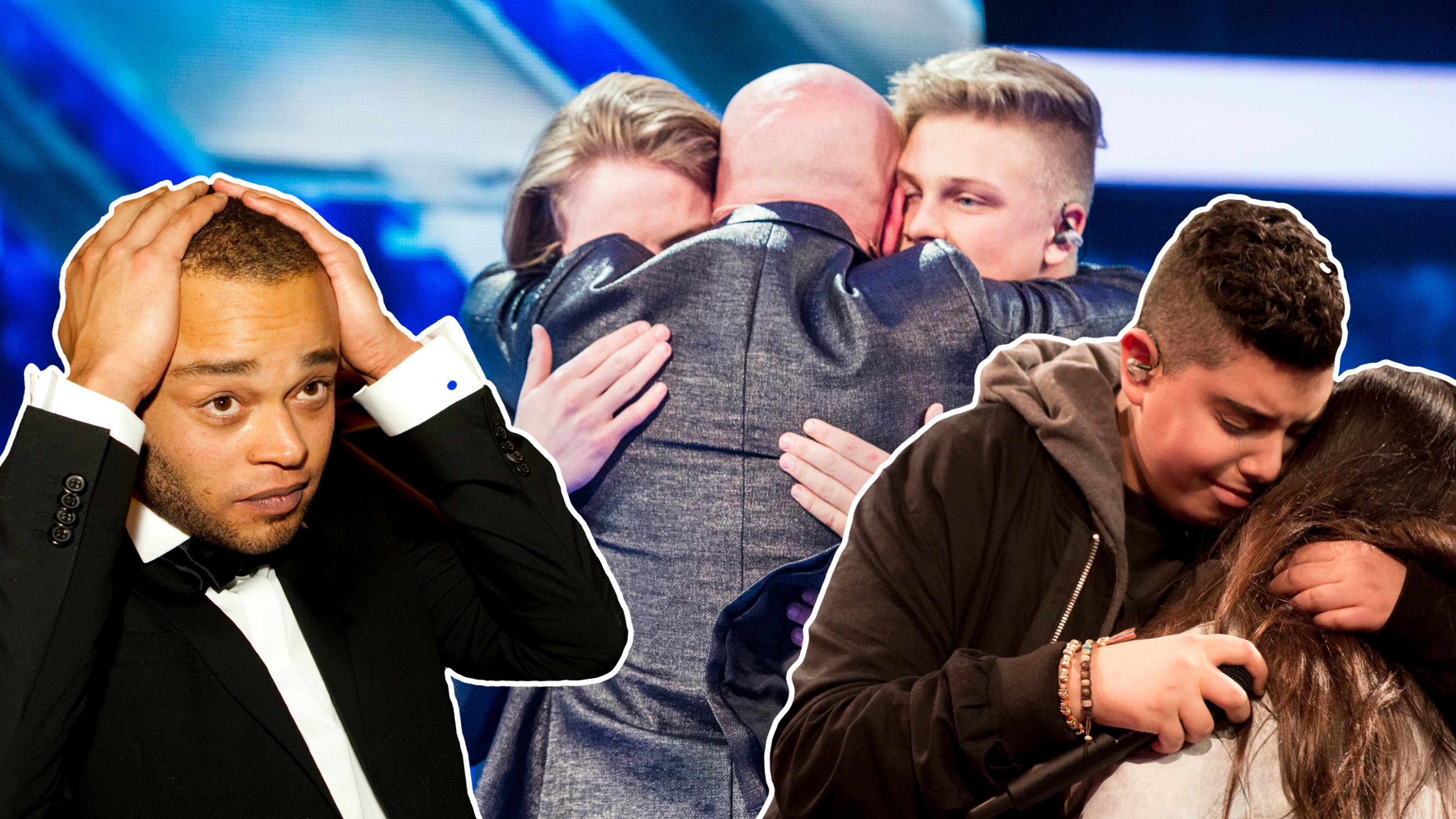 Citybois exit X Factor 2015