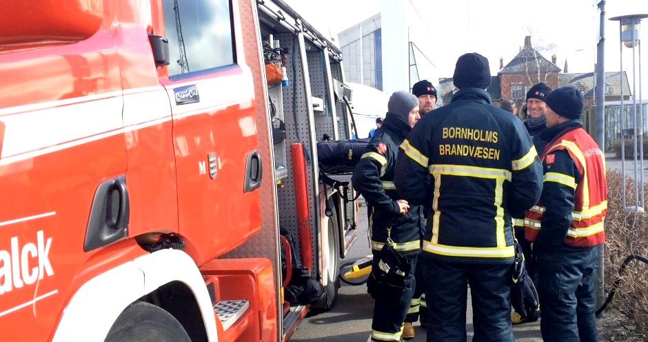 Redningsberedskab Bornholm