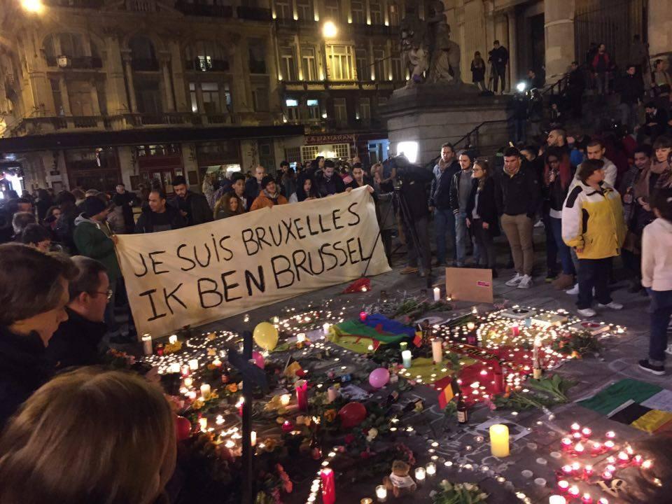 Bruxelles terror