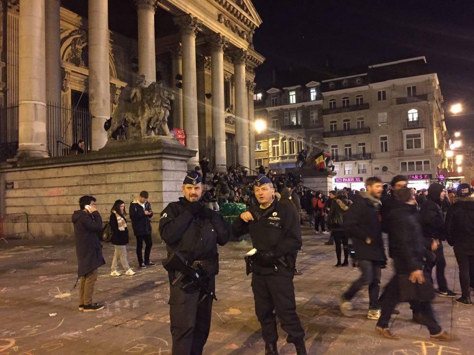 Bruxelles, terror