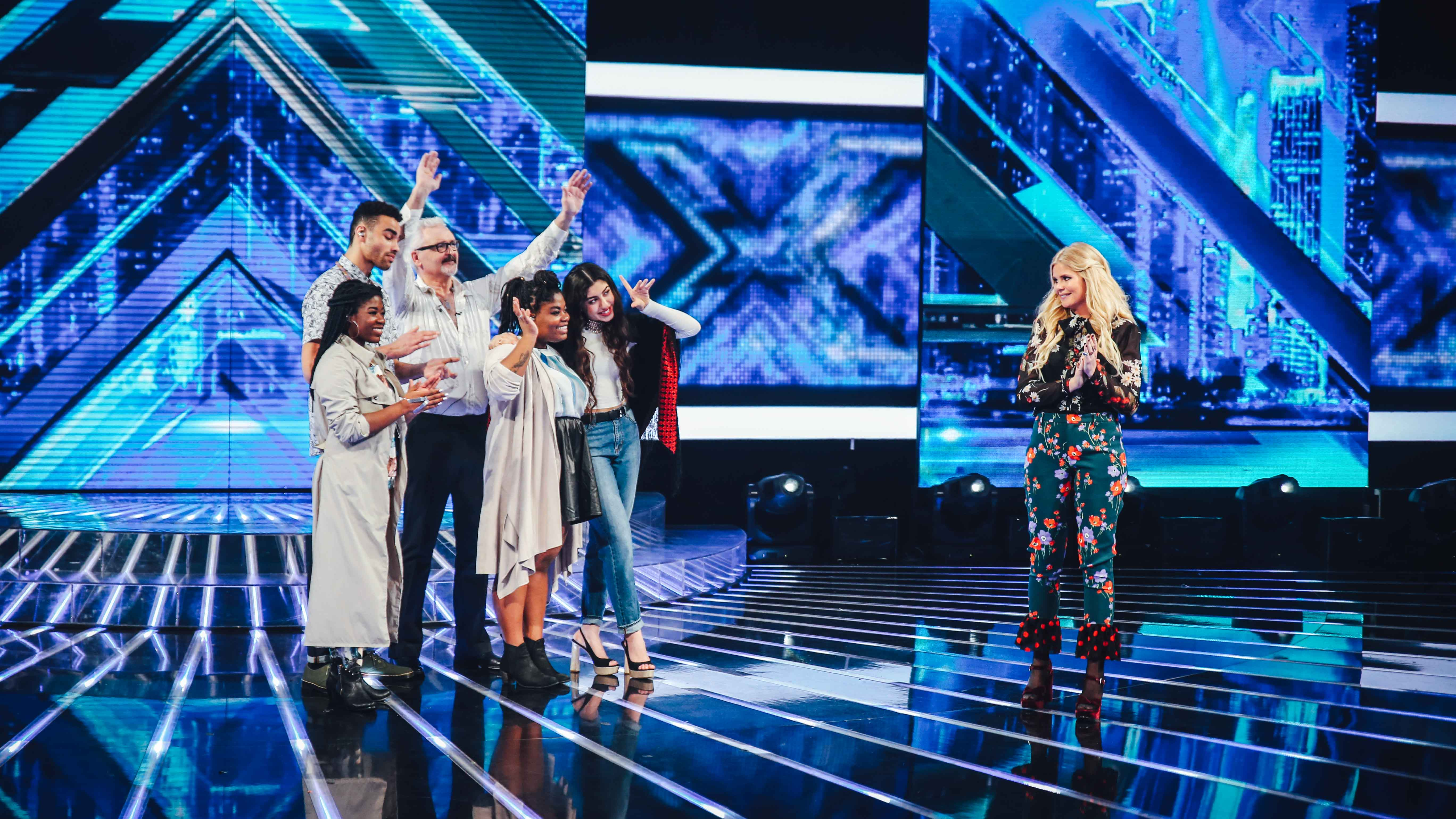 X Factor 2016 semifinale