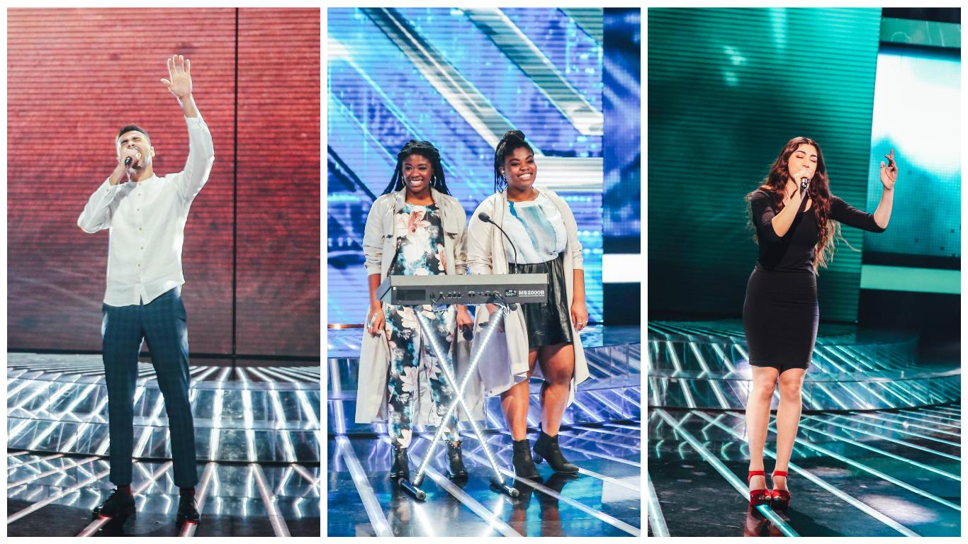 X Factor 2016 finalister