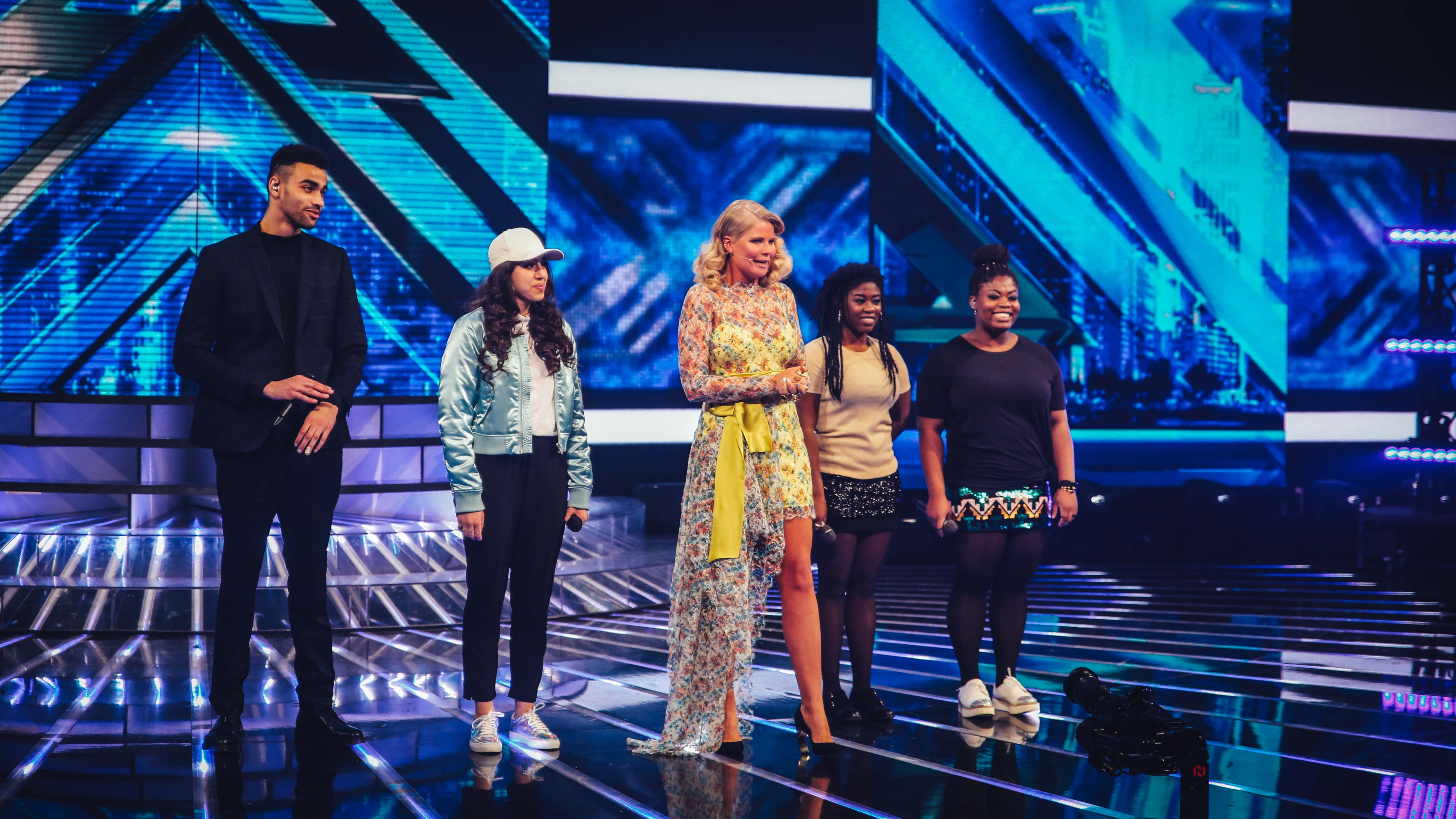 X Factor 2016 finale