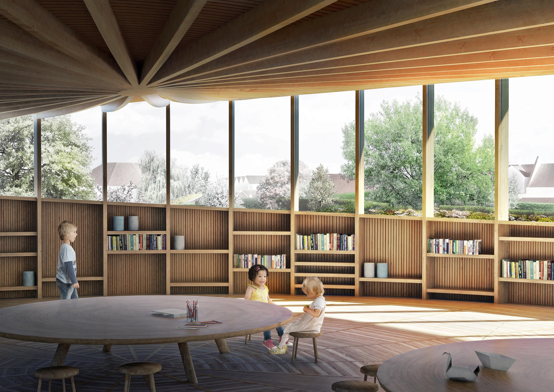 Se Billederne Japansk Arkitekt Skal Bygge H C Andersens