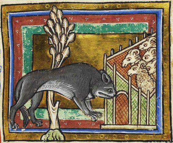 Medieval år dyreparker i Sjælland