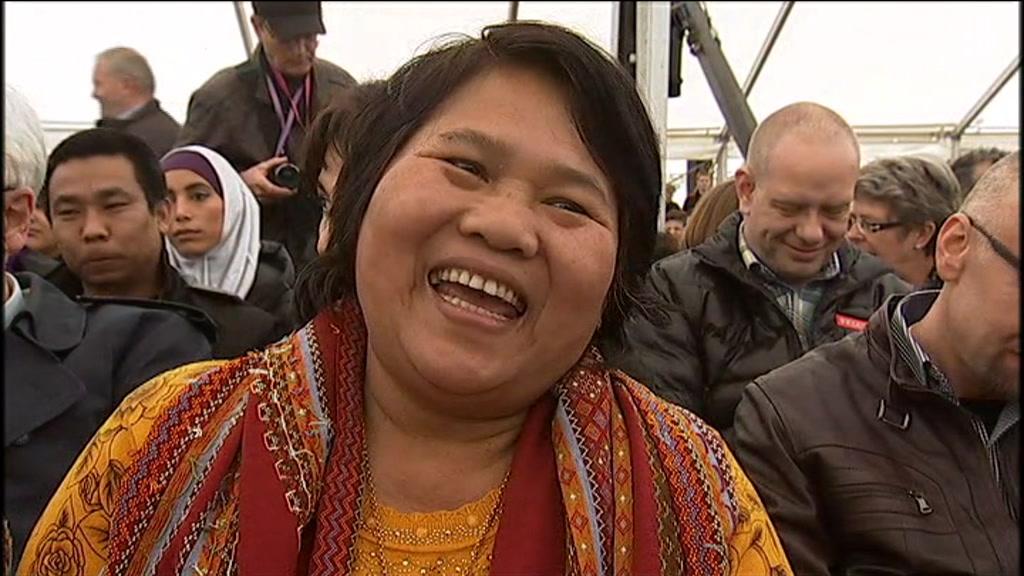 Renhzing fra Burma