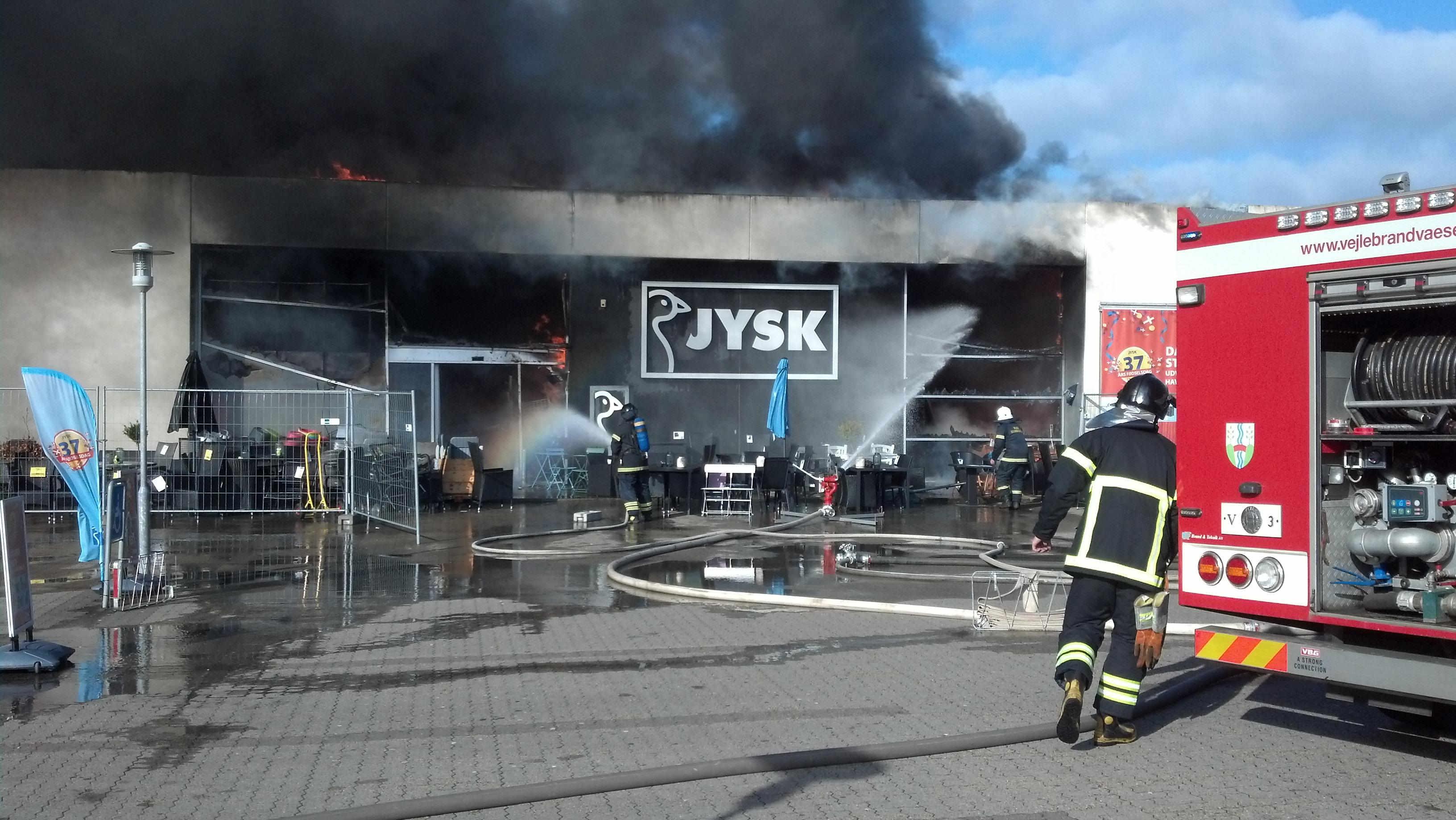 Brand Jyske