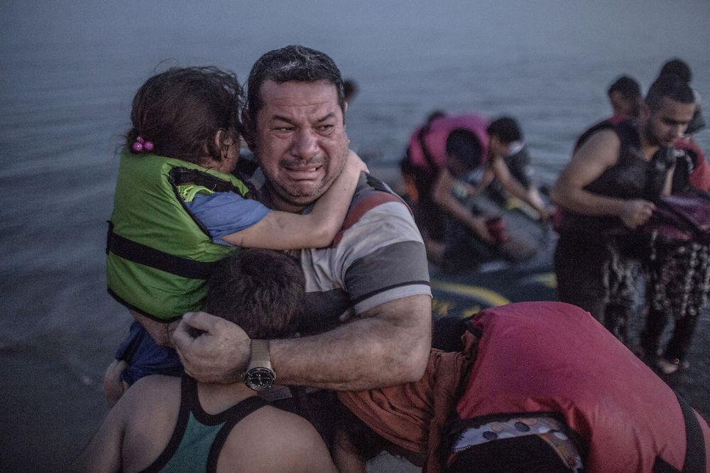 flygtninge på Kos