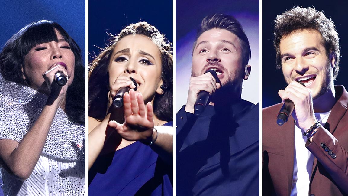 vinder af eurovision 2016