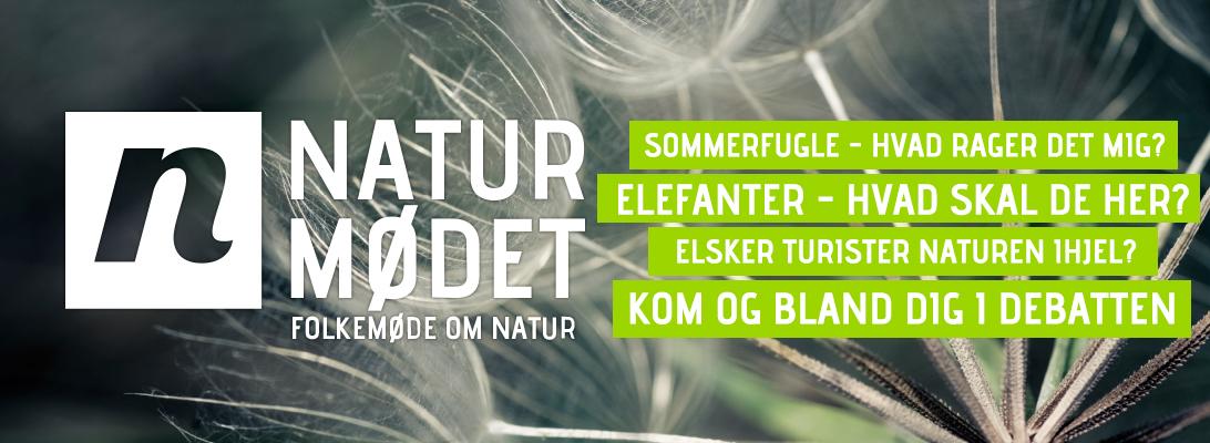 Naturmøde Hirtshals logo