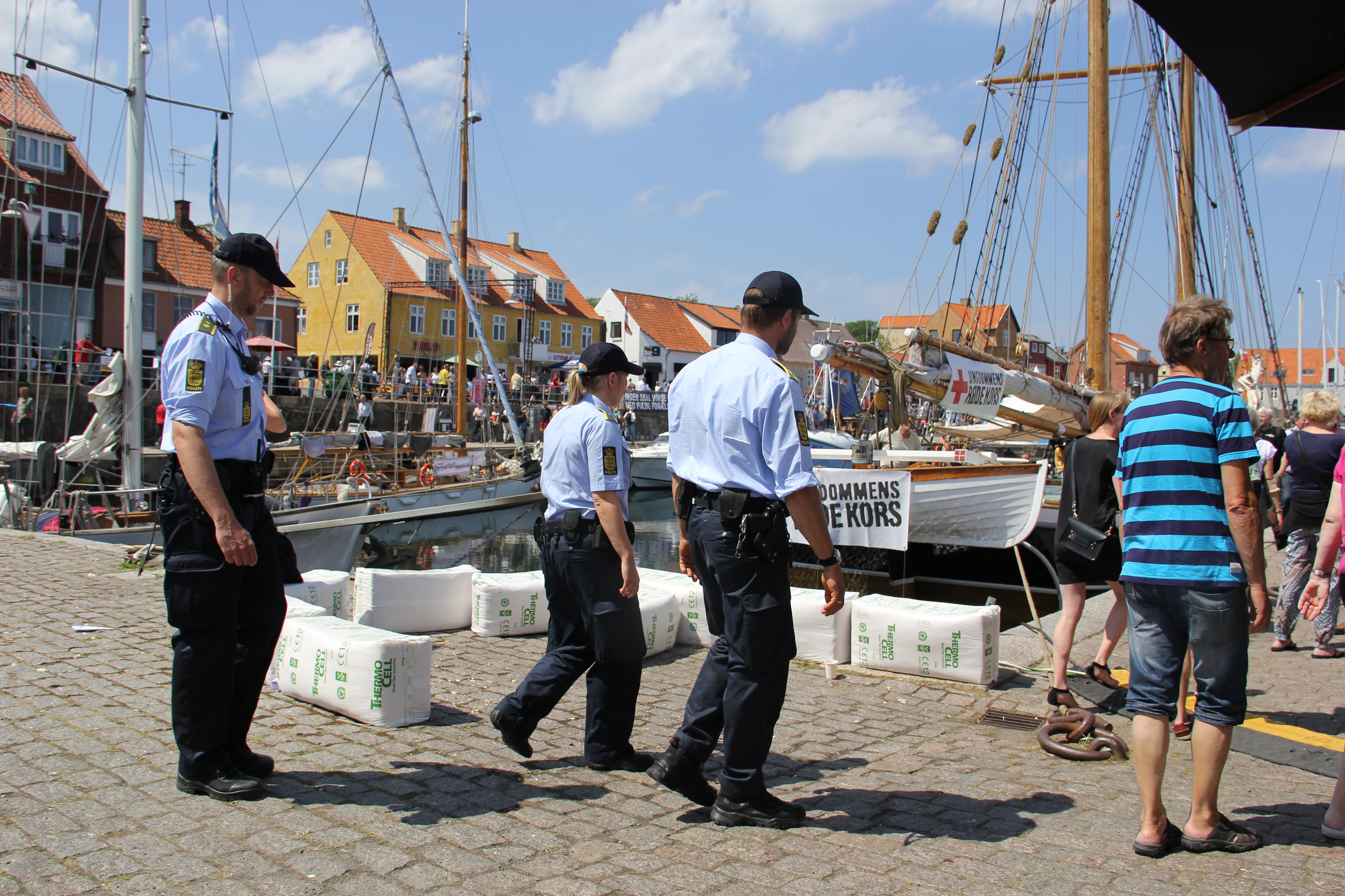 Bornholms Politi, Folkemøde