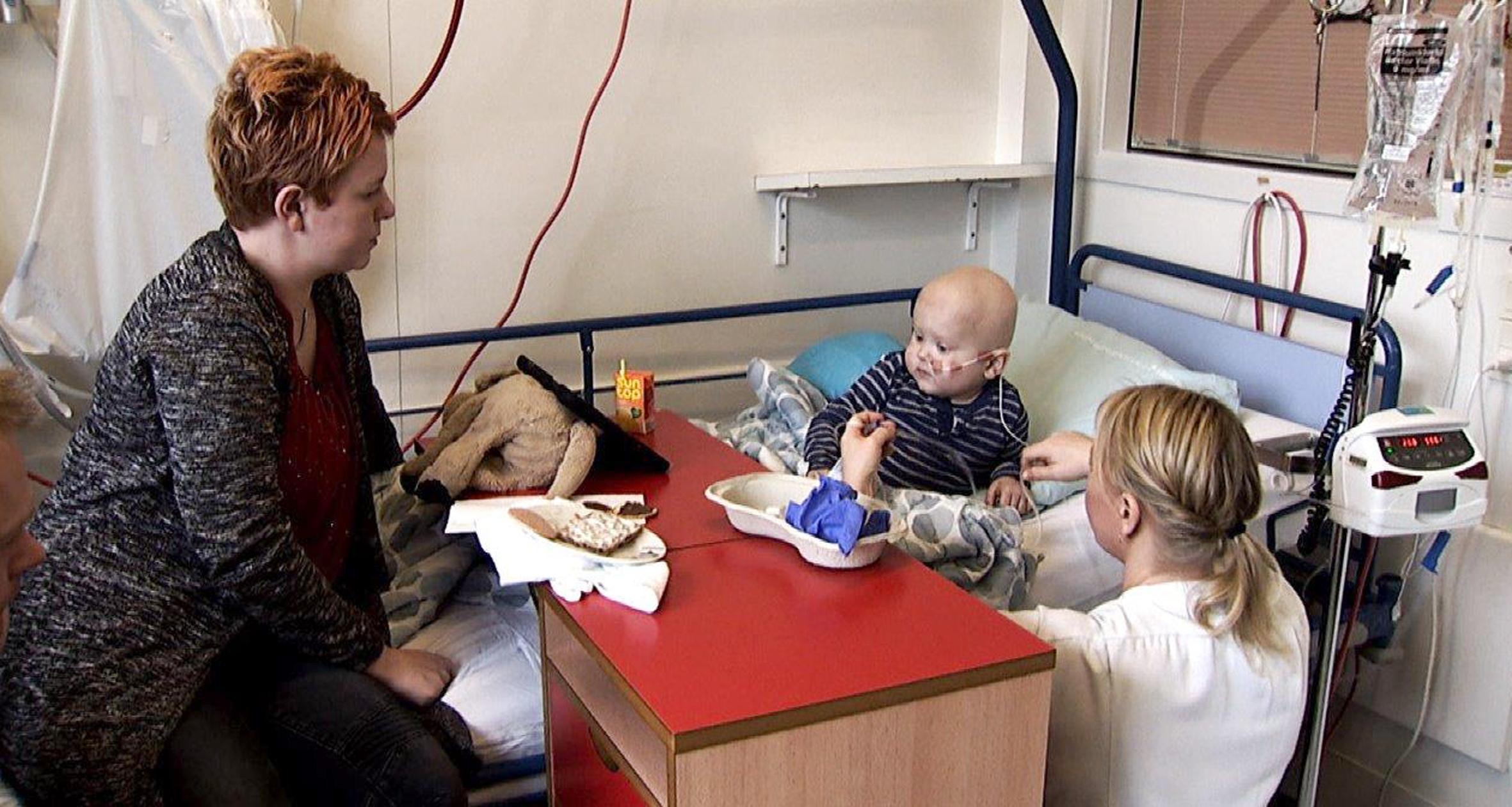 Christian Østergaard kræft børn