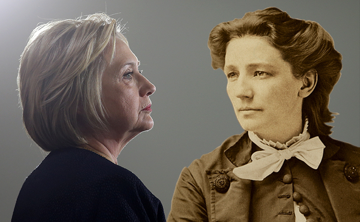 Woodhull Hillary Clinton