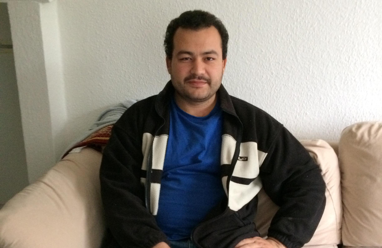 Syrisk flygtning, Faris Al Zoube