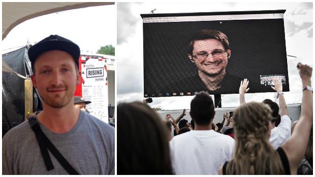 Jesper og Snowden