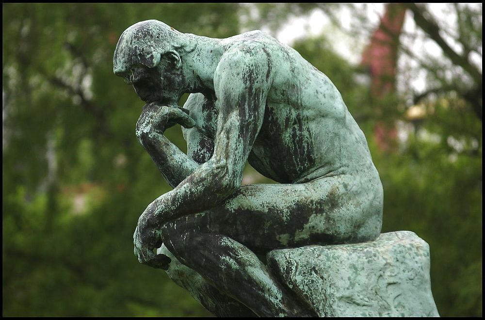Grubleren Rodin