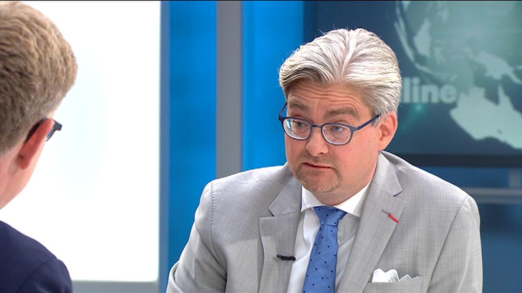 Søren Pind i Deadline