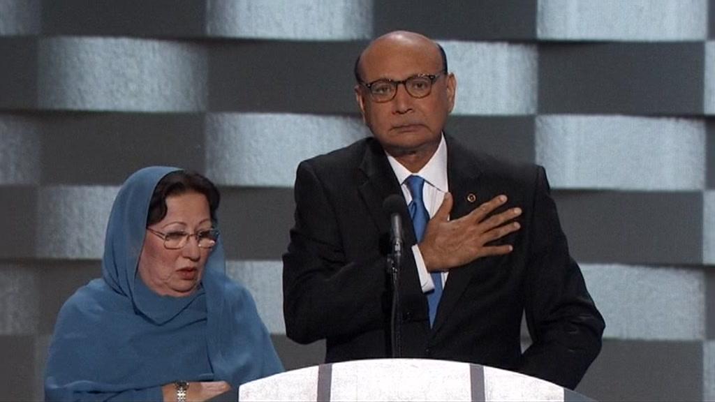 Muslimsk ægtepar fra USA
