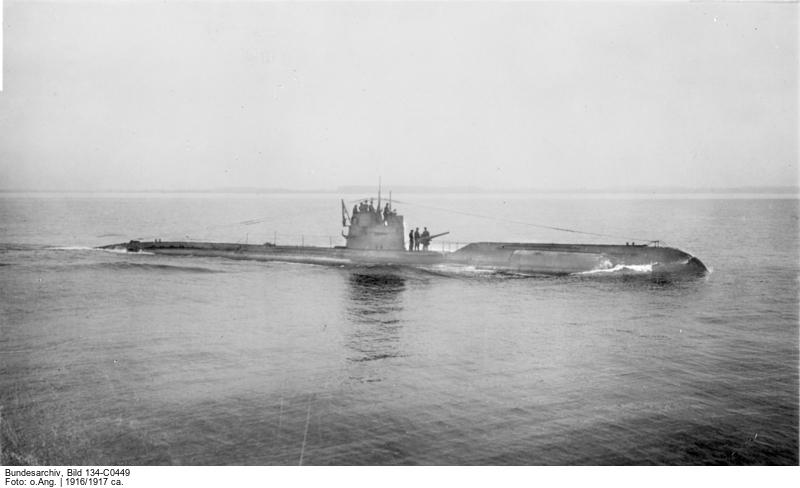 Ubåd UC-30