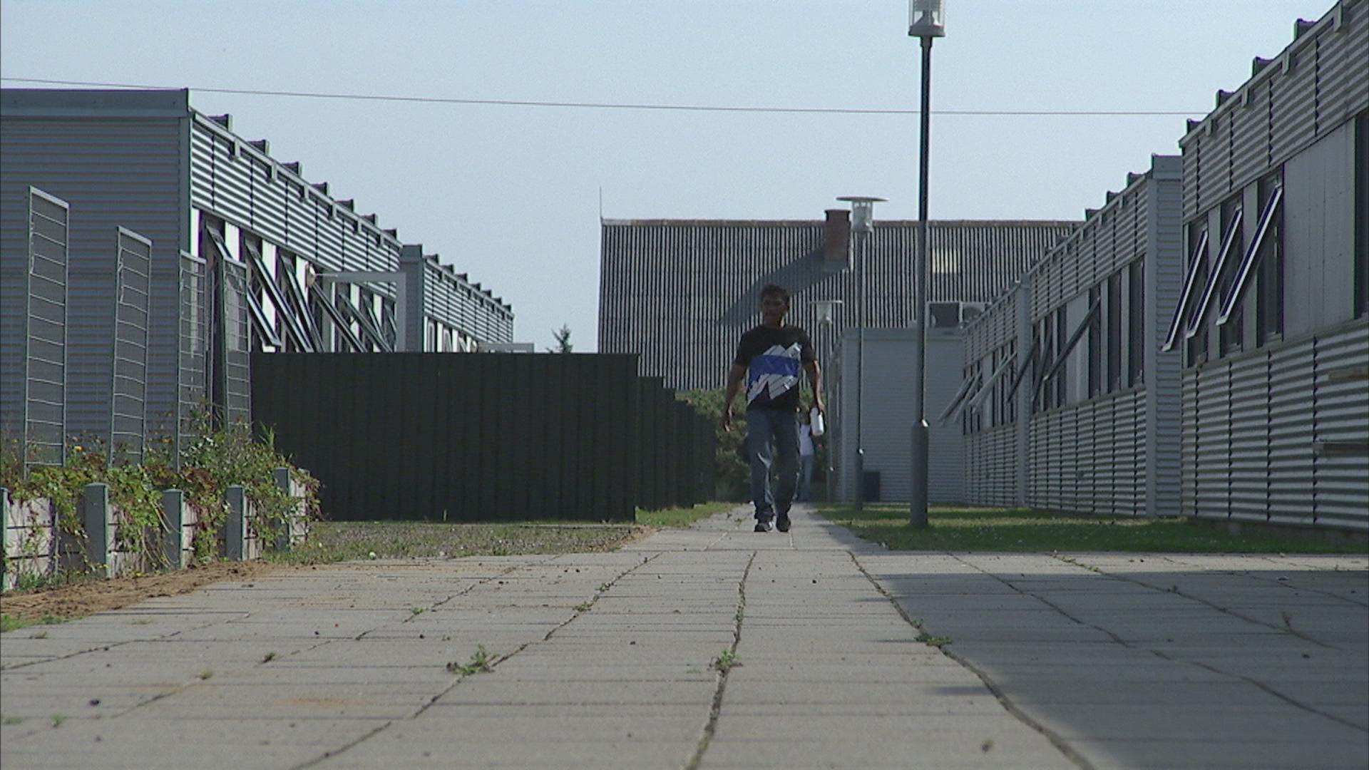 Asylcenter Hanstholm er et af de steder, hvor man oplever, at der nogle gange er beboere, der forsvinder.
