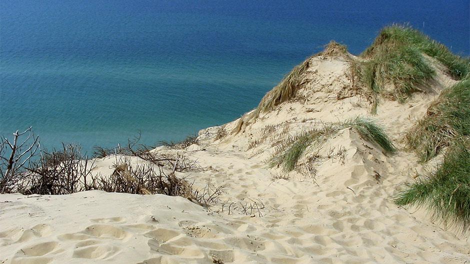Strand - klit