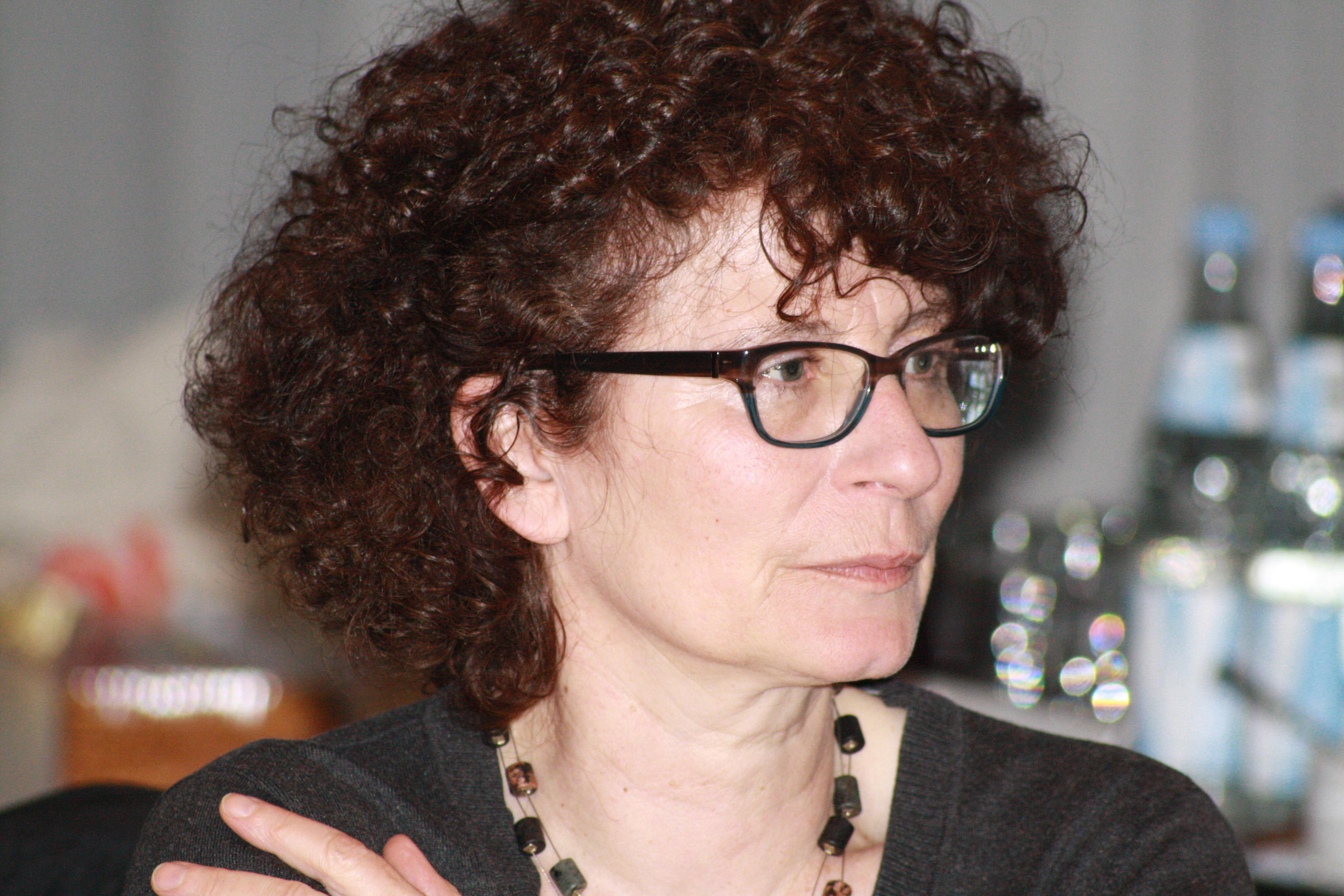 Gabrielle Ritter.