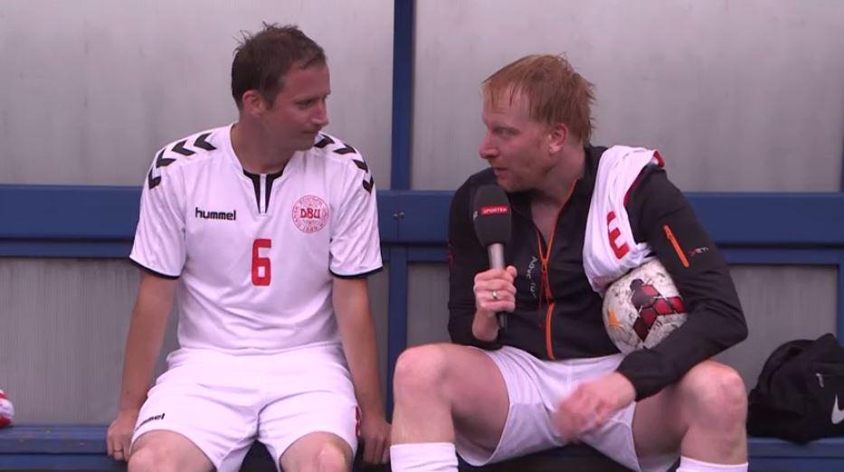 Kenneth Møller Pedersen og Andreas Kraul