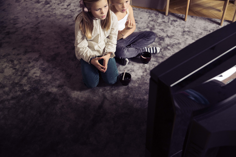 Tv-forbruget er stabilt på overfladen