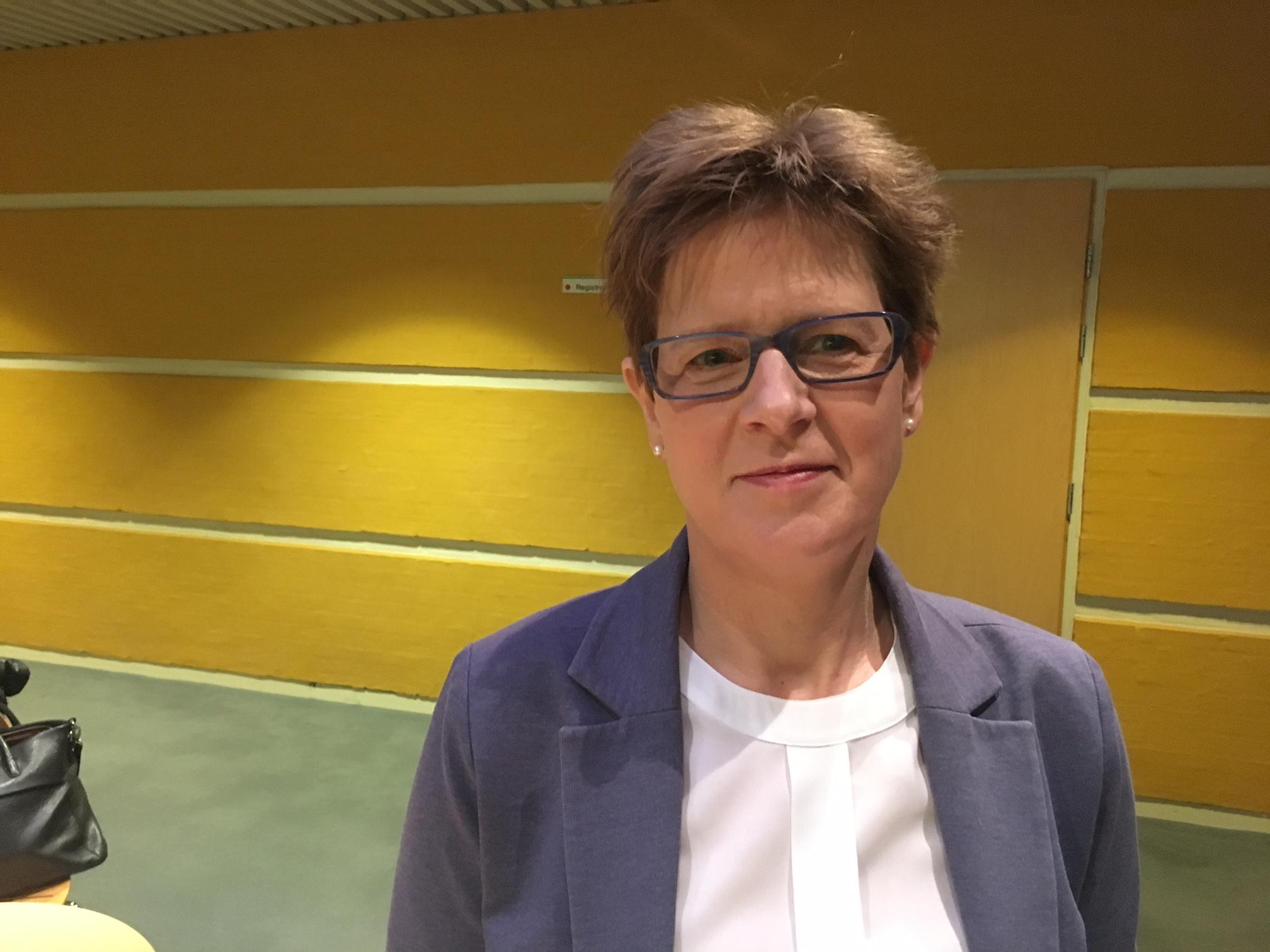 Ulla Astman, regionsrådsformand Nordjylland
