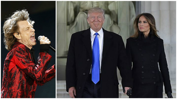 Trump Rolling