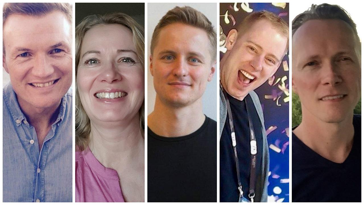 Jury til Melodi Grand Prix 2017