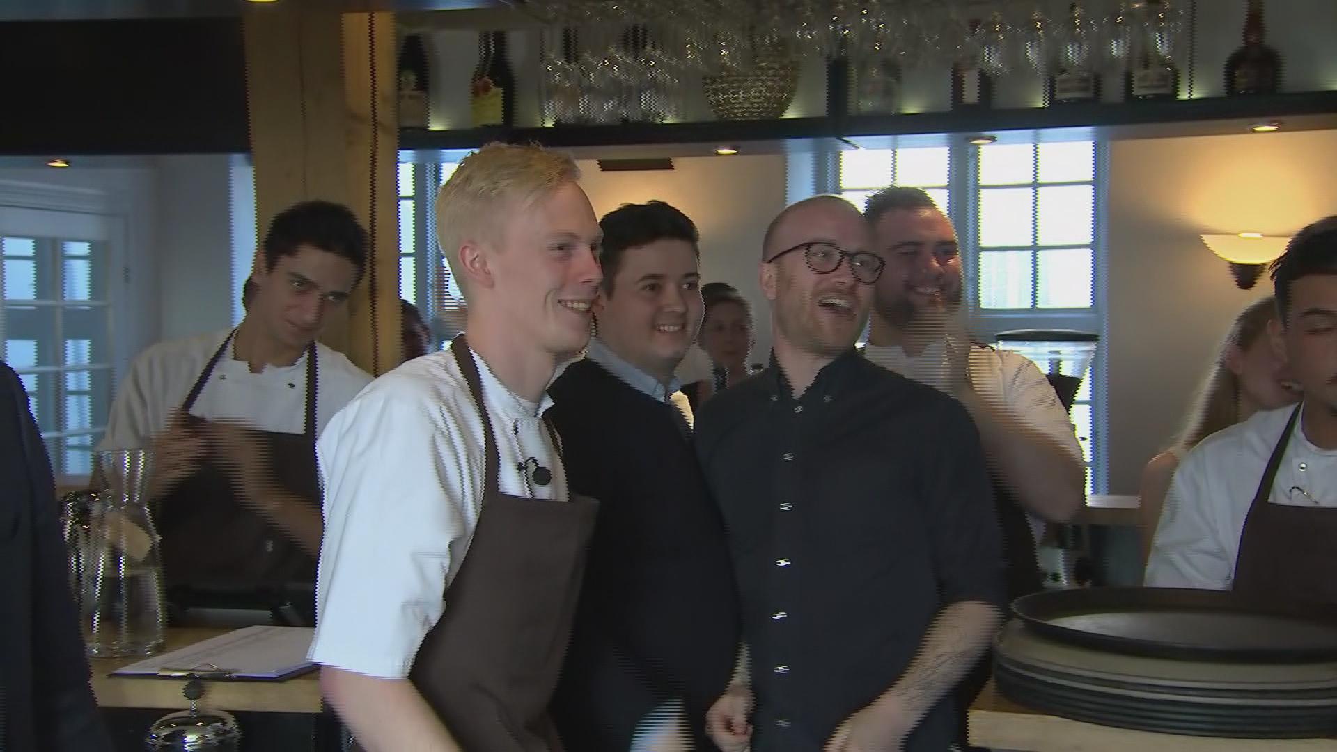 Dragsholm Slot vinder en Michelin-stjerne