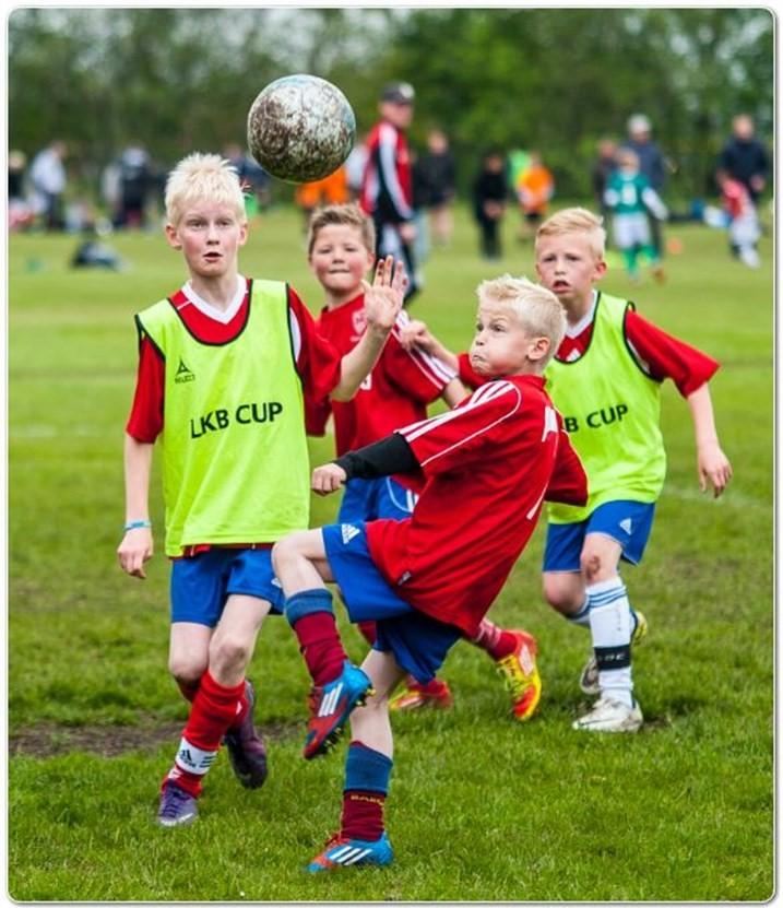 LKB Gistrup ønsker ikke at andre kan se, hvad de tjener på for eksempel fodboldturnering.