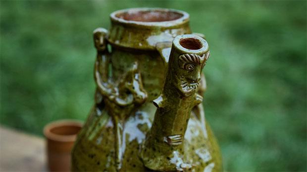 sen middelalder krukke