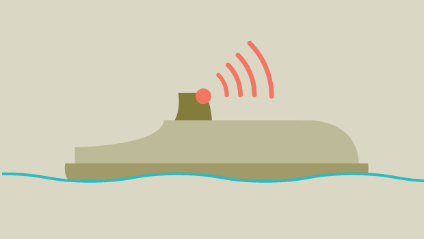 Autonome skibe