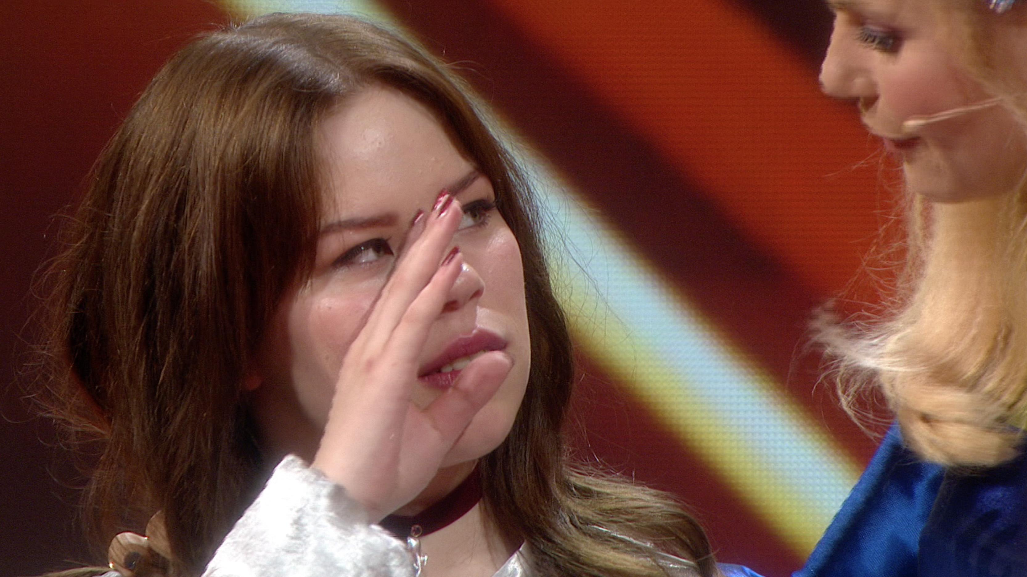 Mia blev nr 3 i X Factor 2017