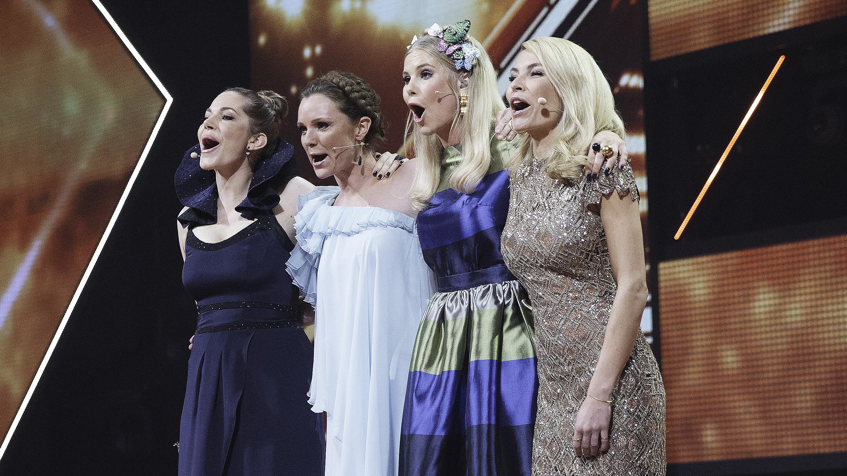 X Factor-værterne