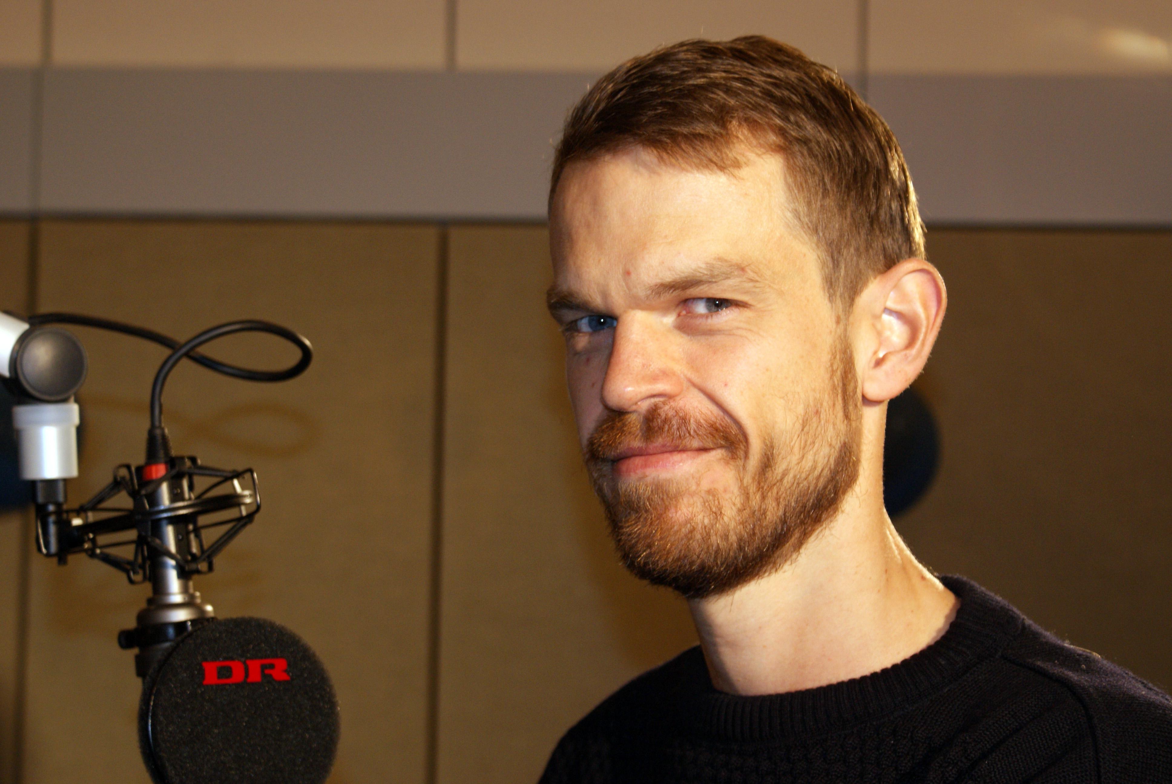 Psykologiprofessor Svend Brinkmann.
