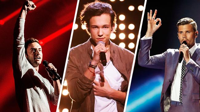 Sverige i Eurovision