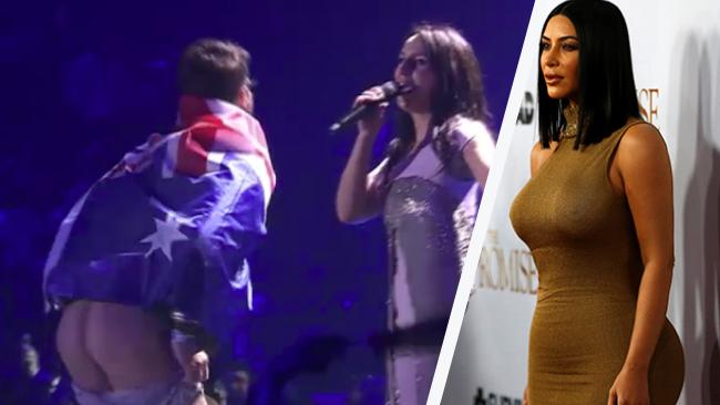 Sceneløber til Eurovision 2017