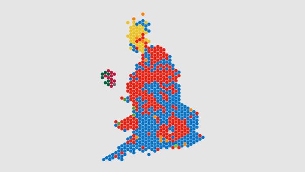 OVERBLIK Vindere og tabere ved valget i Storbritannien