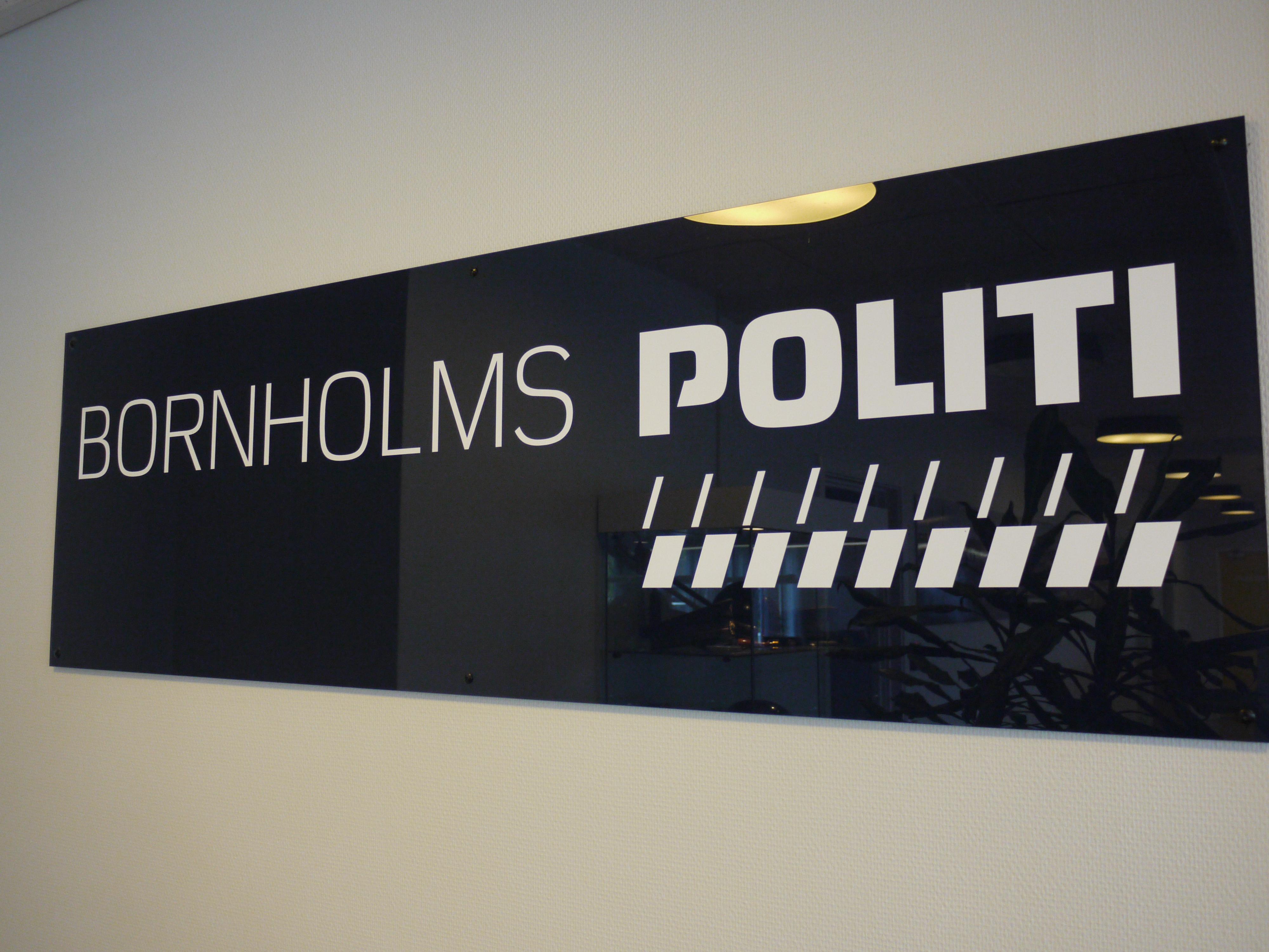 Bornholms Politi