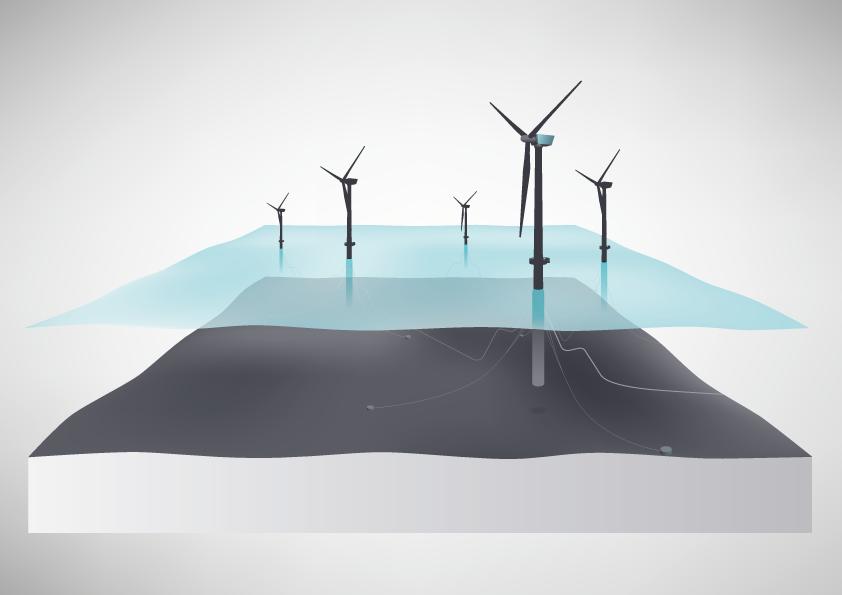 Hywind vindmøllefarm