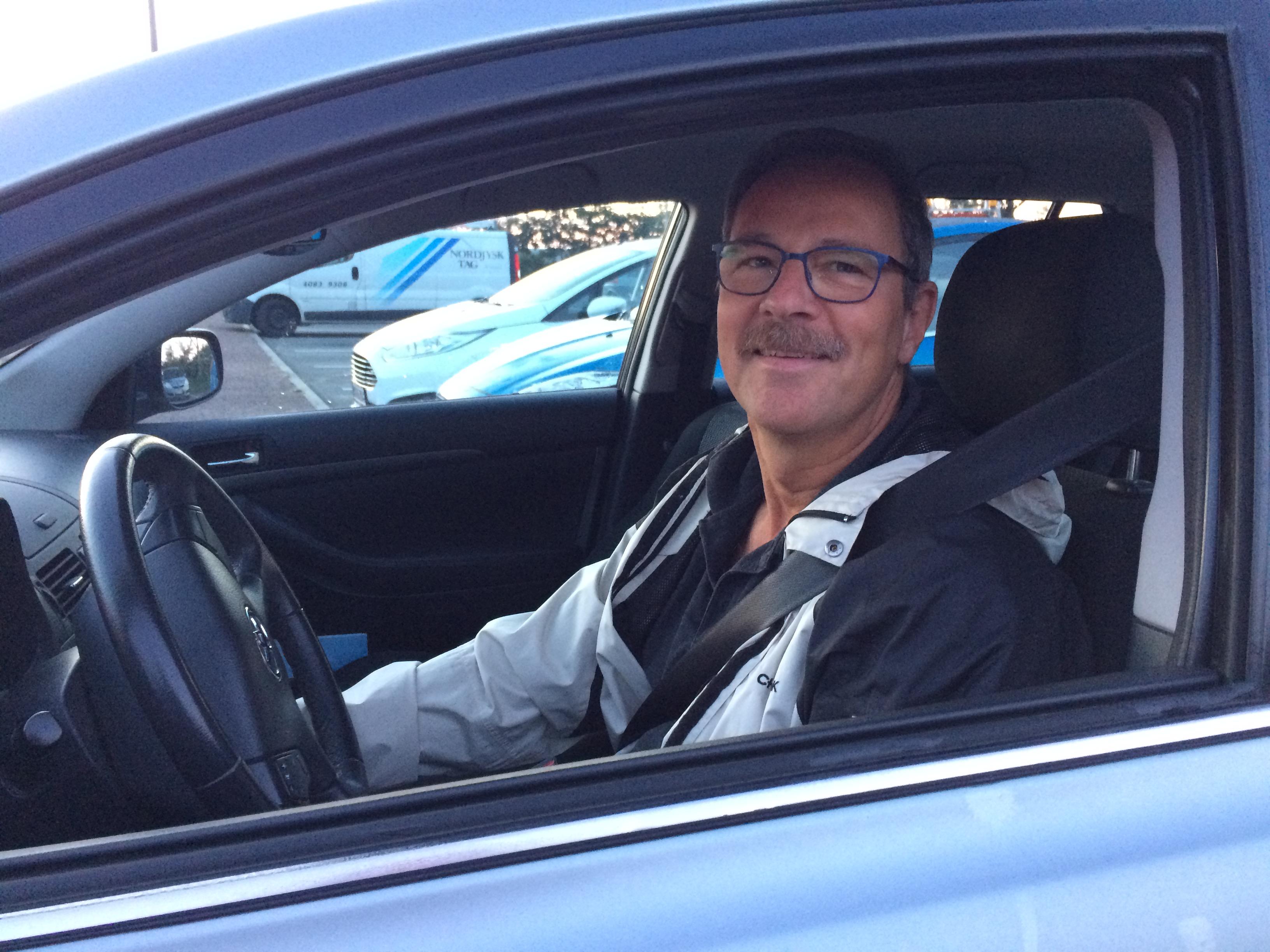 Ivan Nørgaard, bilejer Aalborg