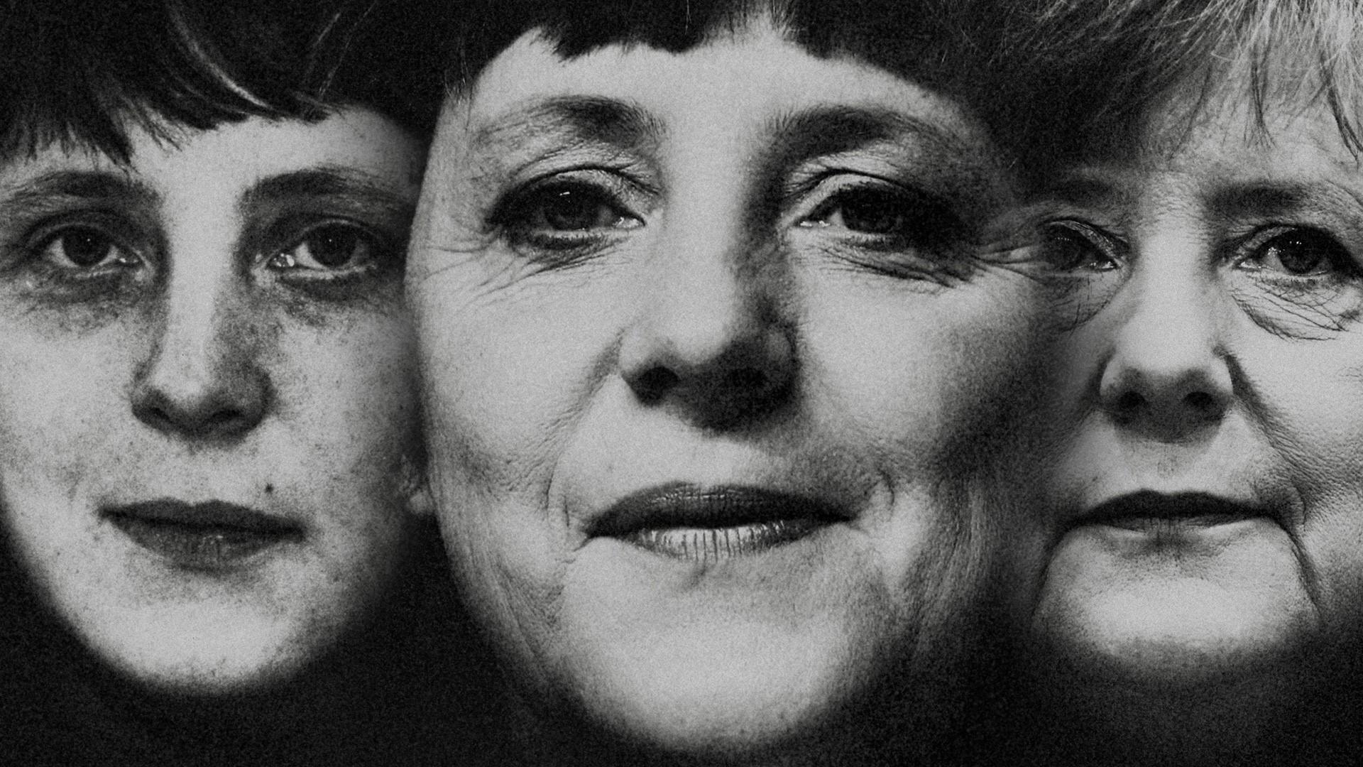 Merkels ansigter