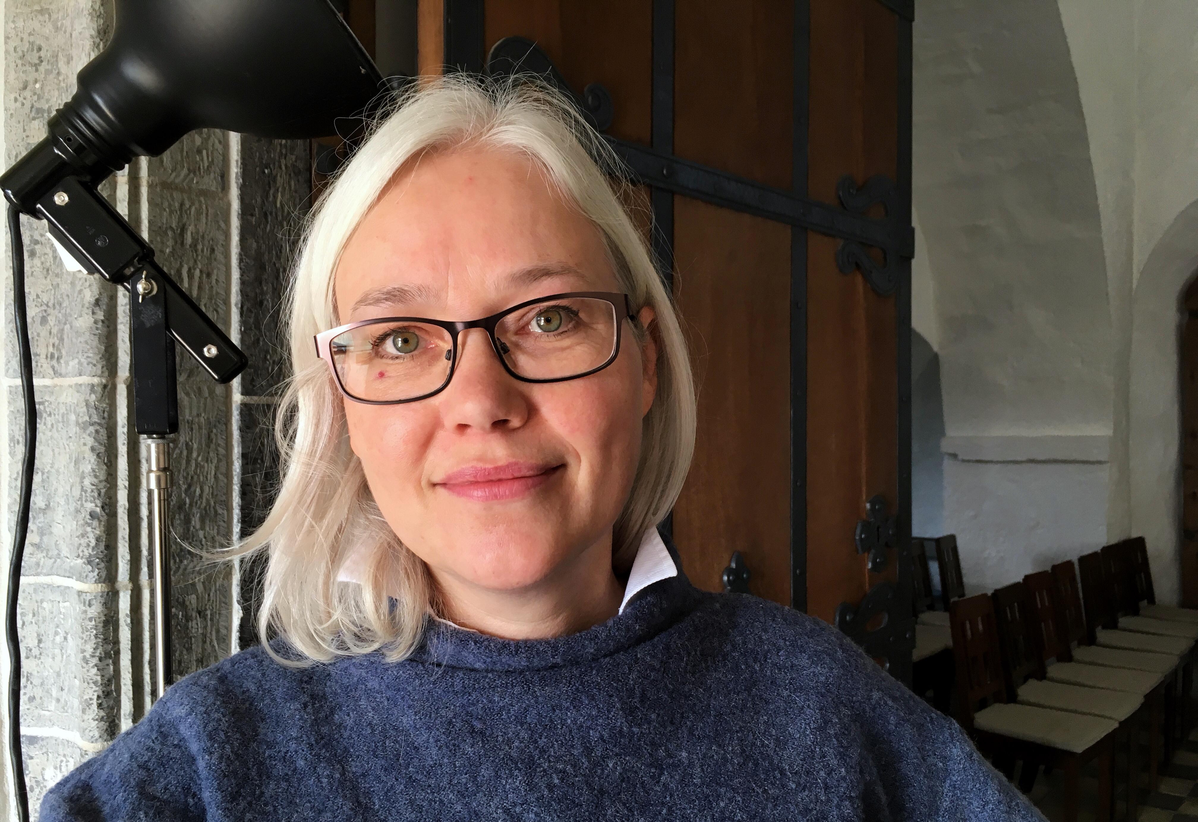 Lisbeth Imer, museumsinspektør, Nationalmuseet
